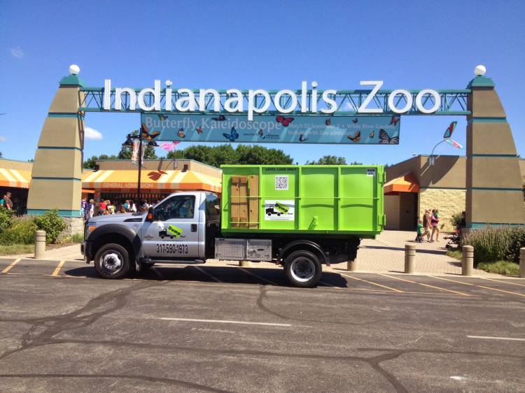 Fishers Indiana Dumpster Rental